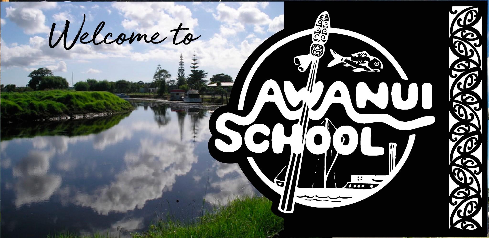 Awanui School Logo